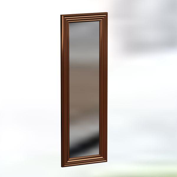 Spiegel Boos 30x90cm Bronze