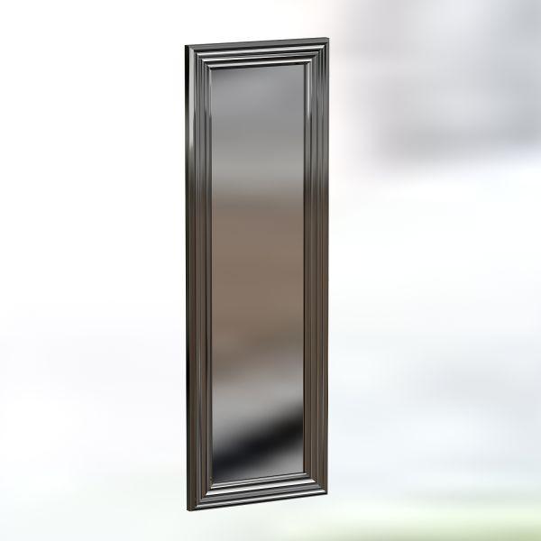 Spiegel Boos 30x90cm Silber