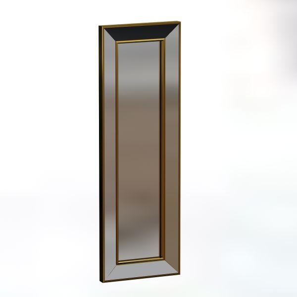 Spiegel Carlos 30x90cm Gold