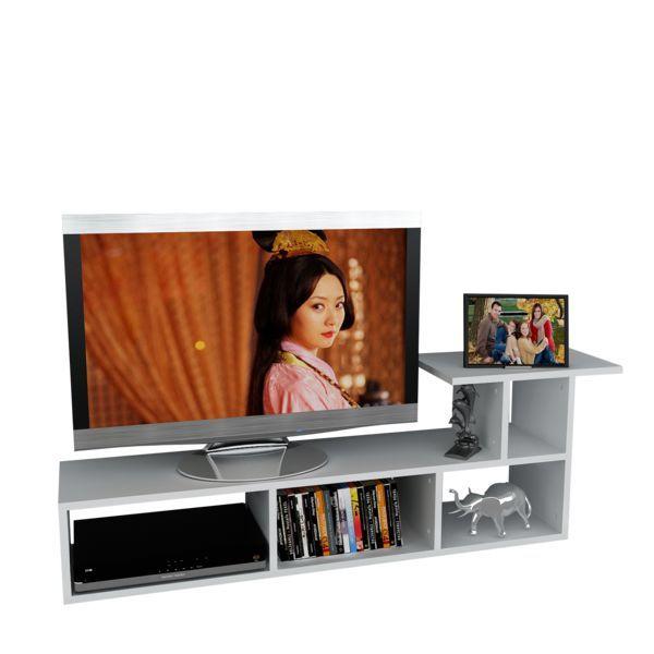 Tv Lowboard Sedrus Weiß