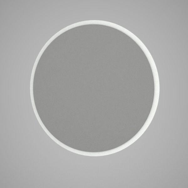 Spiegel Glob Weiß