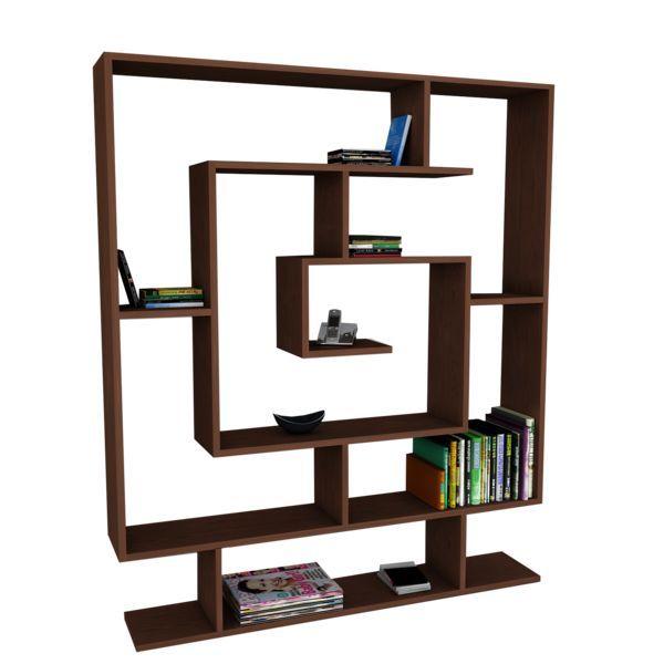 Bücherregale Sarmasik Wenge