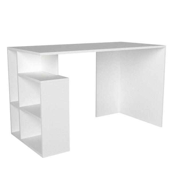 Schreibtisch Labran Weiß