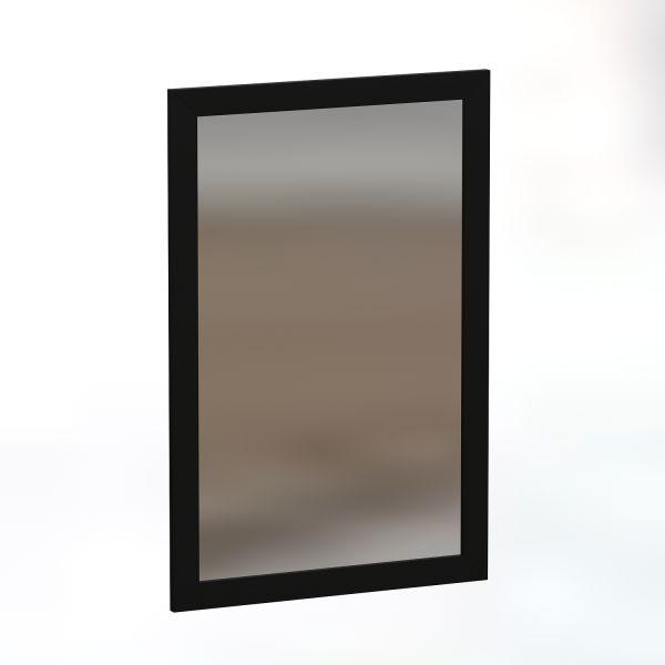 Spiegel Candy 50x75cm Matt Schwarz