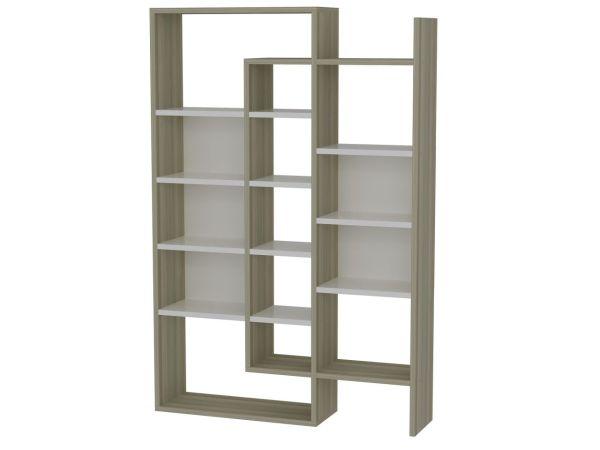 Bücherregal Belinda Weiß Cordoba