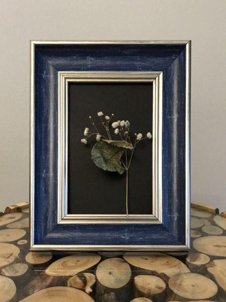 Bilderrahmen Bander 13x18cm Blau