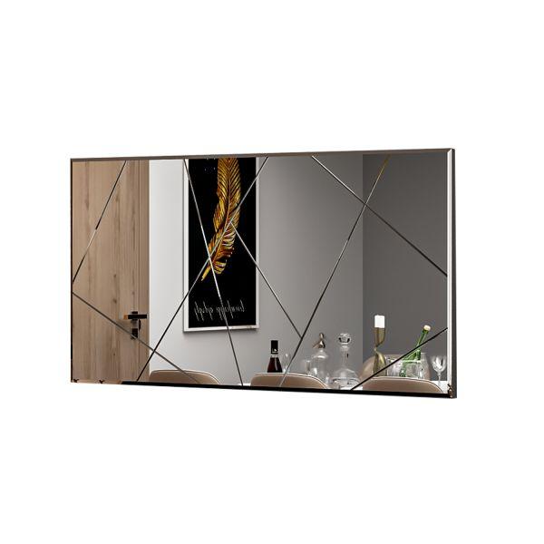 Spiegel Eilish Asymmetrisches Design 120x60cm