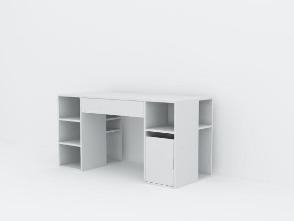 Schreibtisch Diamond Weiß