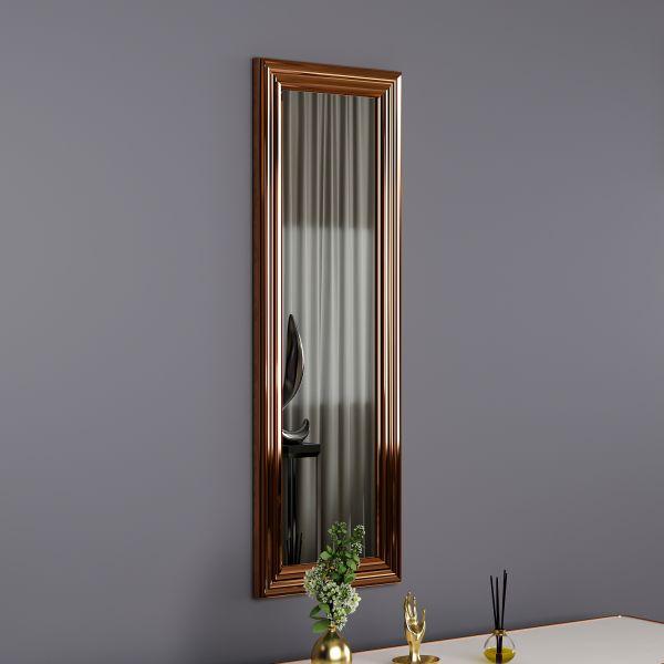Spiegel Nagre 30x90cm Bronze